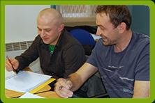 Adult students learning English in Dublin - YourEnglish Language School