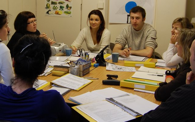 English class in Dublin at Your English Language School